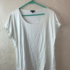 TALBOTS TOP CAP SLEEVE Large